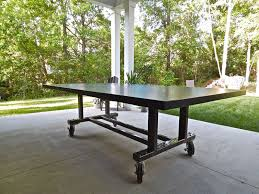 concrete ping pong table. Outdoor Concrete Table Tennis Ping Pong
