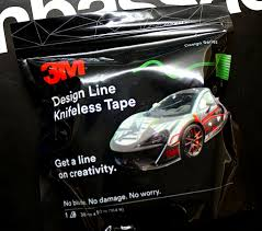 3m Design Line Vs Finish Line How To Use Knifeless Tape And When To Choose Finish Line Or