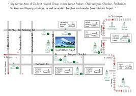 CHG-NEWS: แผนที่ โรงพยาบาลจุฬารัตน์