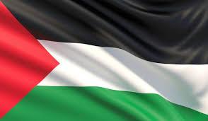 Resultado de imagen para imagen de la bandera de palestina flameando