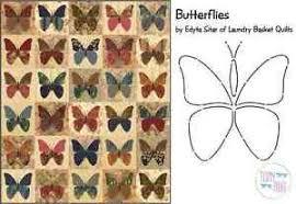 Butterflies Applique Quilt Pattern & Stencil ~ Edyta Sitar Laundry ... & Image is loading Butterflies-Applique-Quilt-Pattern-amp-Stencil-Edyta-Sitar- Adamdwight.com