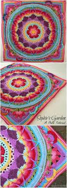 Free Crochet Mandala Pattern Simple 48 Free Crochet Mandala Patterns DIY Crafts