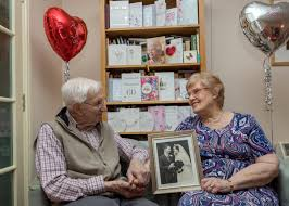The look of love 60 years on for diamond couple | Salisbury Journal