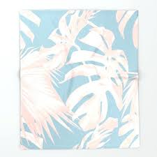 pale pink throw blanket island love millennial pink on pale teal blue throw blanket pale pink