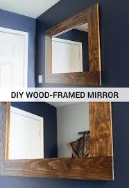 diy mirror frame. Interesting Mirror And Diy Mirror Frame I