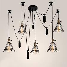 cheap vintage lighting. industrial light restaurant bar living room lamp kitchen vintage pulley fixture pendant lustre de sala wheel retro cheap lighting
