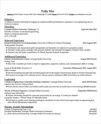 20 Engineering Resume Templates In Pdf Free Premium