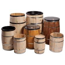 Creative / Display Barrels
