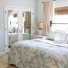 Master Bedroom Re do Update Mirrored Closet Doors The Lettered