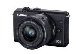 Беззеркальный <b>фотоаппарат CANON EOS M200</b> Kit EF-M 15 ...