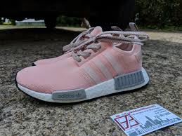 Clear Onix Light Onix Vapour Pink Adidas Nmd R1 W Vapour Pink Light Onix Grey Women S 7 5 Nomad Runner By3059