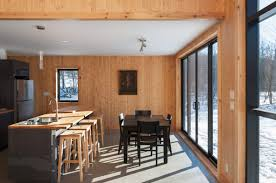 Kitchen And Dining Wood Duck Atelier Labri Quebec Kitchen And Dining Room