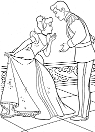 competitive cinderella color page important carriage coloring pages 4320