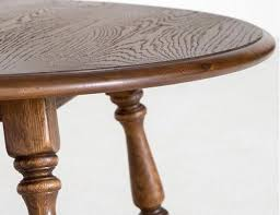 wood brothers wood bros old charm round coffee table coffee tables hafren furnishers