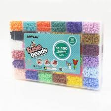 17 best images about fuse beads perler beads artkal fuse beads in a storage box 36 colors iron beads educational toys