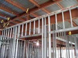 interior metal framing. Interior Metal Framing C