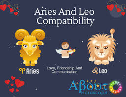 Leo And Aries Compatibility Chart Aries And Leo Compatibility Amor Amargo 2019