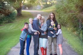 Josh, Jillian, Caleb, Lily, Anna-Sophia, Riley and Blake | Family » Pear  Tree
