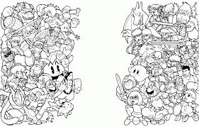 Small Picture Kirby Pictures To Print Coloring Coloring Pages