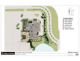Rendered Architectural Site Plan Uj Architecture Third Year Architectural Plans Presentation