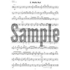 drum set sheet music contest solos for the young drum set player by murray houliff drum