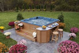 outdoor jacuzzi hot tubs pool design ideas pertaining to how choose the outdoor jacuzzi tub t43