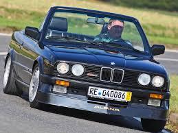 Alpina B3 2.7 Cabrio (E30) '1987–92 | bmw | Pinterest | E30, BMW ...