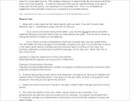 Qualifications On A Resume Examples Core Qualifications Resume ...