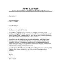 security cover letter samples analyst cover letter