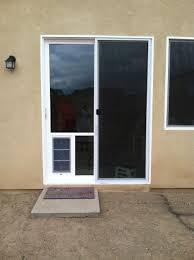 Decorating door solutions pictures : San Diego Pet Doors - Coughlin Windows and Doors