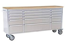 metal workbench with drawers. amazon.com: 72\ metal workbench with drawers o
