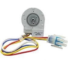 amazon com ge wr60x10185 refrigerator zer dc evaporator fan je ge wr60x10185 refrigerator zer dc evaporator fan motor c1