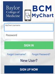 Baylor My Chart Sign In Www Mychart Bcm Edu Baylor College Of Medicine Mychart