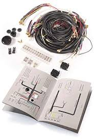 amazon com isp west vw type 1 beetle complete wiring harness sedan isp west vw type 1 beetle complete wiring harness sedan convertible 1965