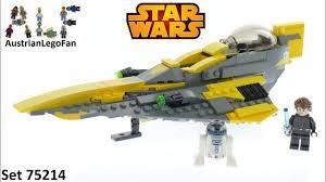 <b>Lego Star Wars 75214</b> Anakin´s Jedi Starfighter - Lego Speed Build ...