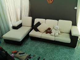 4 seater l shape sofa set