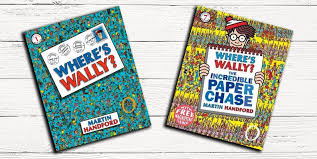 3 these days it s not just wally that readers have to find over the course of the books he s been joined by a cast of other characters including wenda