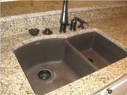 Granite Composite Sink Vs Stainless Steel Inside Kitchen  Designs Elkay Sinks Undermount Granite Composite Sink Vs Stainless Steel Omgminimalcom22