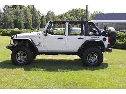 08 jeep wrangler unlimited x lifted 4 door excellent condition