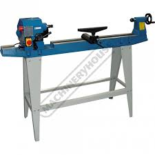 wood lathe for sale. wl-18 swivel head wood lathe 310mm swing x 900mm between centres for sale