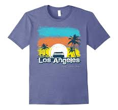 vine los angeles shirt surf sand sun retro beach shirt th