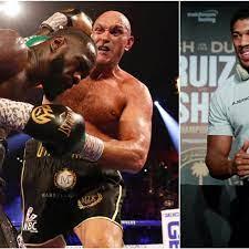 Tyson Fury vs Deontay Wilder 3: Anthony ...