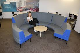 memphis radial ottoman outside backrest provides a secluded spot teamed with our t4