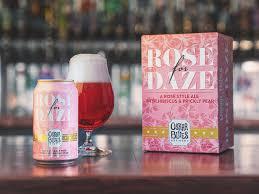 Oskar Blues Brewerys Rosé For Daze Goes National For Summertime
