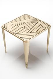 New technology is being used in wood furniture making