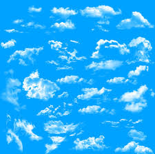 24 Photoshop Clouds Brushes Abr File Free Download Vector