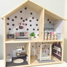ikea dollhouse furniture. Diy Dollhouse · Ikea Flistat Puppenhaus Idee Furniture E