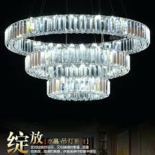 chandeliers circle crystal chandelier luxury led chanlier personality round lighting pendant fixture swarovski