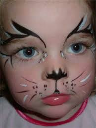 Small Picture Kitty Cat Face Painting Ideas All Face Painting Body Painting