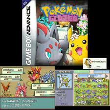 Best Pokemon GBA Hack Rom Monsterabs | Pokemon emerald, Pokemon, Gba